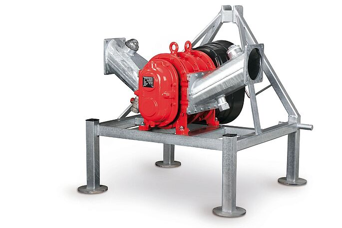 The liquid manure pumps of the R series by Vogelsang