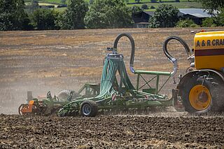 SynCult: Soil cultivation equipment by Vogelsang