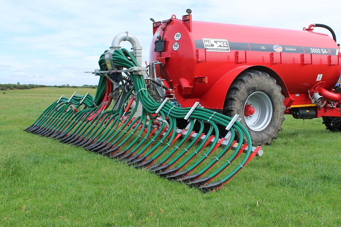UniSpread: The liquid manure linkage by Vogelsang