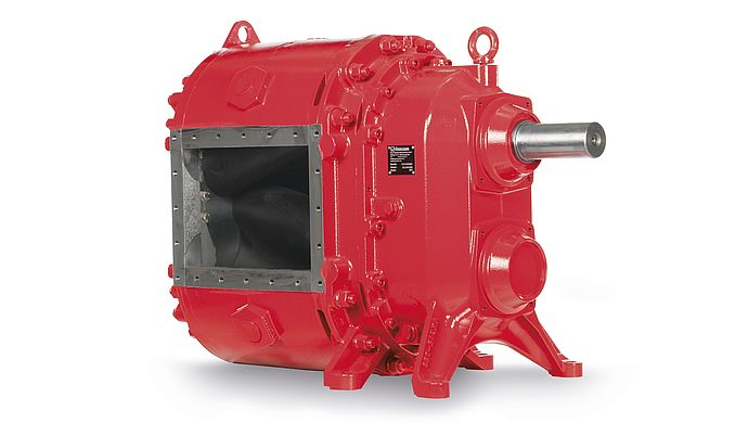 VX series - the rotary lobe pump by Vogelsang