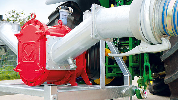 VX series - the rotary lobe pump for agricultural use by Vogelsang