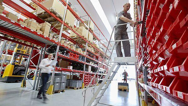 FillMaster es el accesorio de llenado para depósitos de Vogelsang