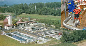 Case Study - Willstaett sewage treatment plant - RotaCut Inline