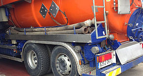 Case Study - Befesa Industrial Waste Management - Rotary lobe pump VX136-140Q