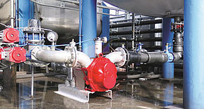 Case Study - Harold Scholz & Co. GmbH - Rotary lobe pumps IQ and VX series