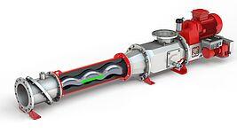 Case Study - Speier GmbH, Alexander Speier - Rotary lobe pump VX100-128Q